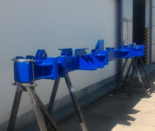 Welded support systems